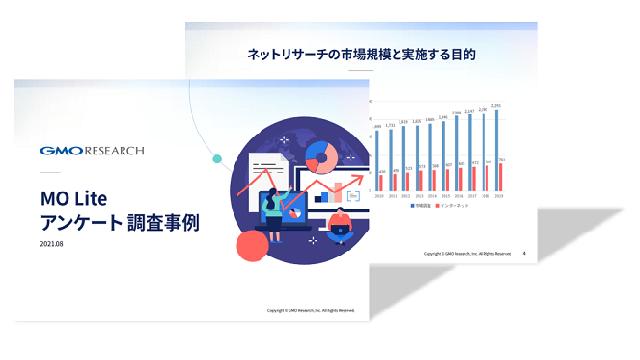 MO Liteアンケート事例集